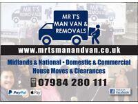 MR T's Man And Van