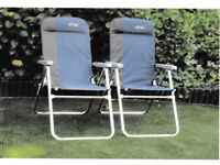 Folding Camping Garden Chairs