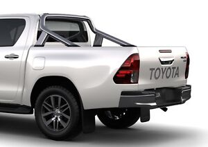 Toyota Hilux SR5 2016 Tray / Tub Mooroobool Cairns City Preview