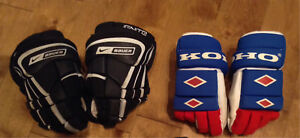 Gants de hockey junior
