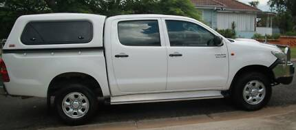 Toyota Hilux SR 2013 3.0L 4X4 Limited edition immaculate cond