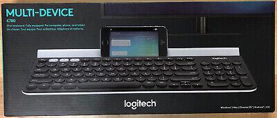 Logitech K780 Wireless Keyboard, Multi-Device 920-008149
