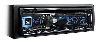 Alpine CDE-196DAB Car Stereo CD MP3 Aux USB Bluetooth iPod DAB inc...