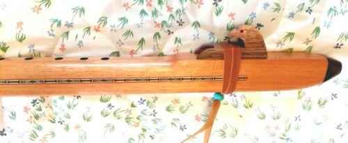 Native American Flute  -  Spanish  - Key of low C     Bass Deep sound  handmade