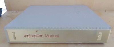 Fluke 8505a Digital Multimeter Instruction Manual