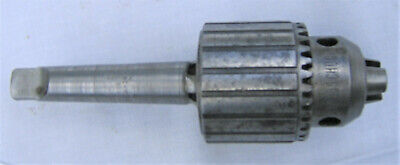 Jacobs 6a 12 Drill Chuck With 2 Morse Taper - Mt2 Arbor