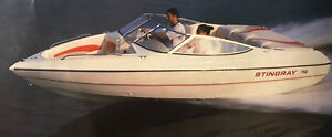Stingray Power Boat for sale
