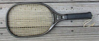 USED OMEGA SPOILER RACQUETBALL RACQUET RACKET * for sale  Shipping to India