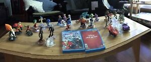 Disney infinity games/ platform $ figurines