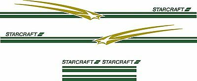 Starcraft pop up Decal kit  RV sticker pop up decal graphics trailer camper rv