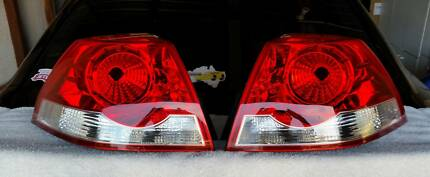 VE Commodore Tail Lights Omega SV6 etc Used Genuine Woodrising Lake Macquarie Area Preview