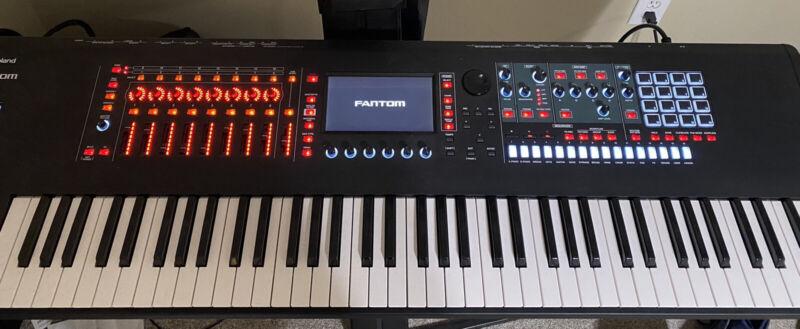 Roland FANTOM 7 (v2.0)