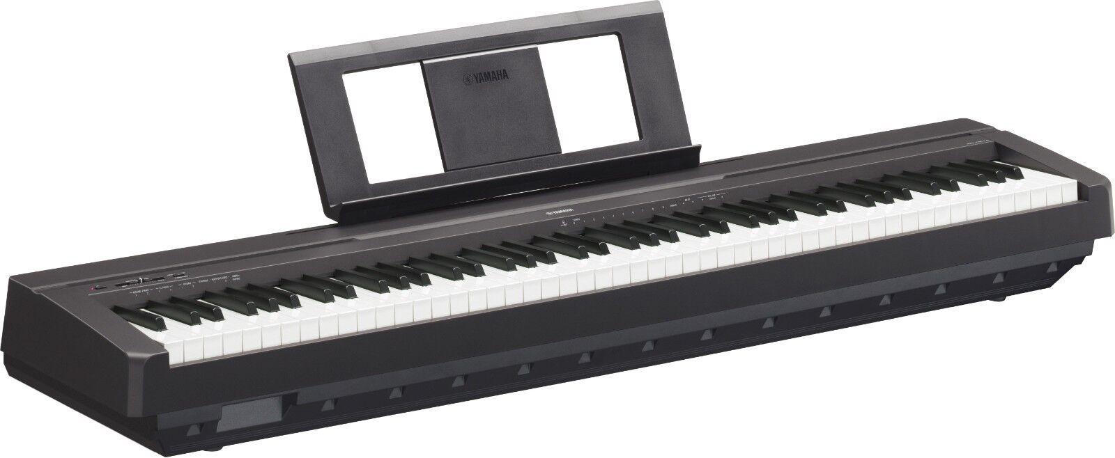 Yamaha P45B | P-45 | Digitalpiano | Stagepiano | Epiano | Neuware !