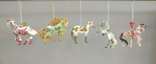 Trail of Painted Ponies 2020 Christmas Ornament Set
