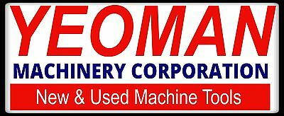 YEOMAN MACHINERY CORPORATION