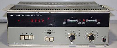 Yew Yokogawa Digital Ac Power Meter 2503-11