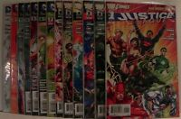 DC COMICS - THE NEW 52 - JUSTICE LEAGUE