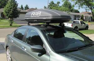 Rentals! Thule Roof Boxes to fit any vehicle! Kitchener / Waterloo Kitchener Area image 1