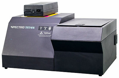 Spectro Titan X-ray Spectrometer Xrf Analyzer Na-u Sulfur Chlorine Oil Lab