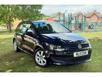 Volkswagen Polo 1.4 2011 3dr Manual FSH Recent Service 104k miles Like a new !!