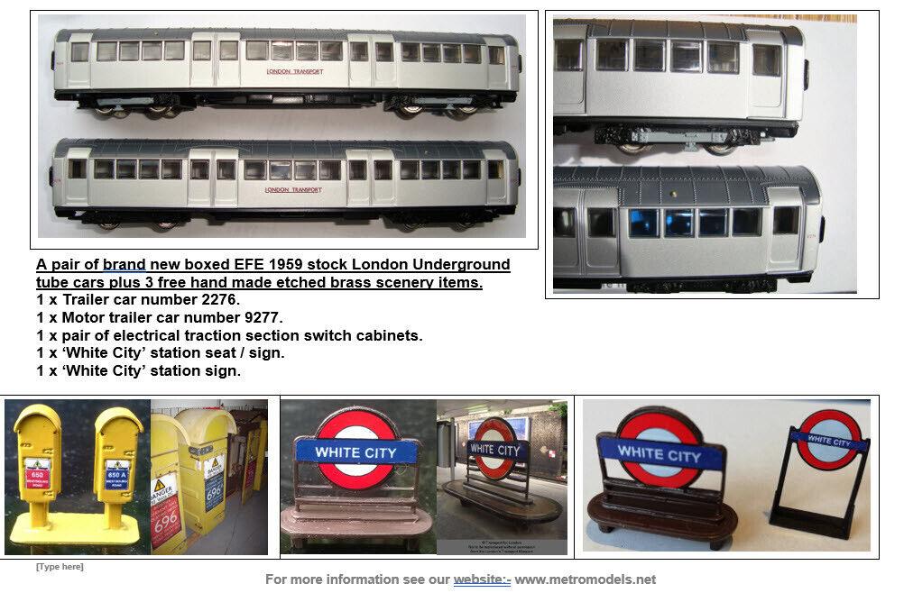 london underground Metropolitan Line A Stock Memorabilia