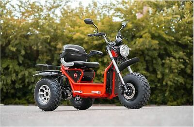 Invader Mobility Scooter/Trike 4-8-15mpm all electric power