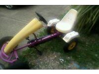 Pedal go-karts for sale