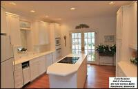 Kitchen Cabinet Refinishing by ColorScapes...Our 25th year !