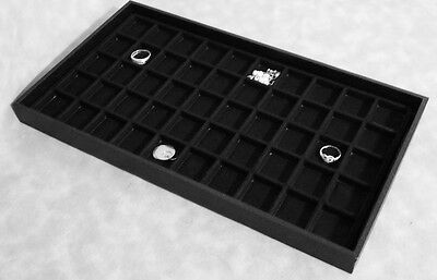 50 Compartment Earringjewelry Display Tray
