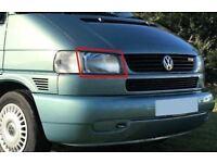VW Volkswagen T4 Caravelle Transporter Long Nose right side offside driver side headlight 1996-2003