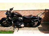 Harley davidson forty eight 48 1200xl