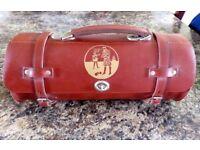 Vintage DRAKES PRIDE Bowling Bowls & Case