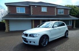 BMW 116i PERFORMANCE EDITION (white) 2011
