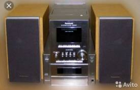 Panasonic SA-PM17 CD Stereo System