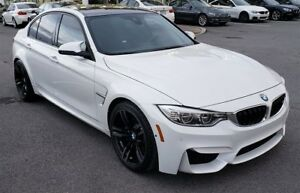 2016 BMW M3 LOW MILEAGE M ADAPTATIVE SUSPENSION