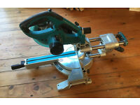 Makita Chop Saw DLS713 18v good condition.