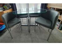 Abingdon Stowaway Dining Table & 4 Chairs