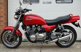 1991 KAWASAKI RED ZEPHYR 750