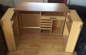 home office desk 1970 s