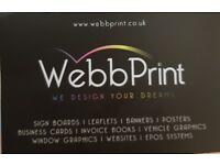 Websites,designs,signsand printing