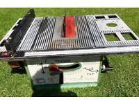 "Draper 10"" table saw"