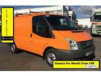 Ford Transit 2.2 280 110BHP ,Mileage 79K Only, 1 Owner From New, Service History , 1YR MOT, Warranty