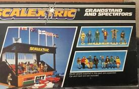 Scalextric C. 705 Grandstand and Spectators