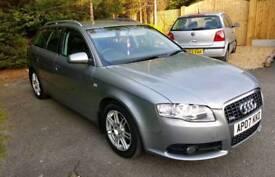 Audi s line diesel estate fsh full mot Peterborough
