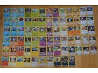 75 Pokemon cards or beginers
