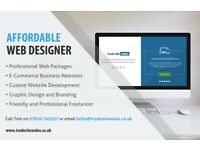 Freelance web developer | Website Design Services - Gumtree