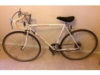 1980s racing bicycle 10 speed racer