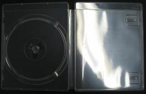 PS3 Clear (Translucent) Game Cases - $3.00 Each