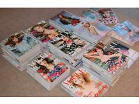 80 Vogue Magazines 2008 - 2016 Excellent condition