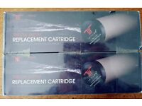 TriFlow Water Replacement Cartridge x 2 (in original packing and unopened)